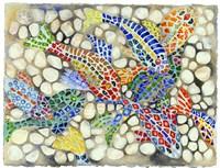 Pebble Pond Fine-Art Print