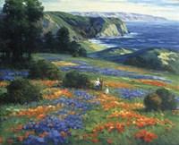 Floral Domain Fine-Art Print