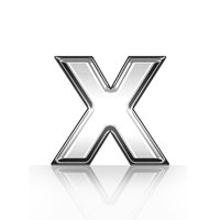 Small Orchids On Leaves 2 Fine-Art Print