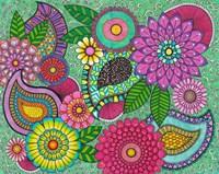 Paisley Garden Fine-Art Print