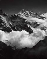 Mountains BW Fine-Art Print