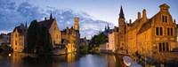 Panorama Brugge Fine-Art Print