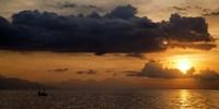 Panorama Sunset No 1 Fine-Art Print