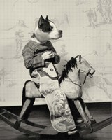 Dog Series #4 Fine-Art Print