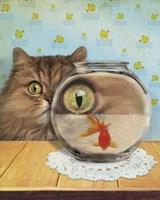 Cat Series #3 Fine-Art Print