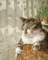 Little Miss Muffitt Fine-Art Print