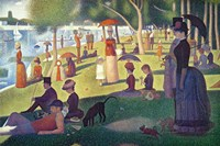 Sunday Afternoon on the Island of La Grande Jatte Fine-Art Print