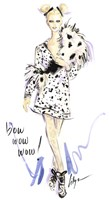 Bow wow wow Fine-Art Print