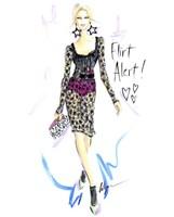 Flirt Alert Fine-Art Print
