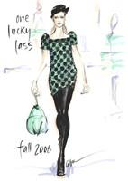 One Lucky Lass Fine-Art Print