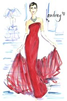 Audrey Awesomeness Fine-Art Print