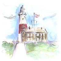Montauk Lighthouse Fine-Art Print