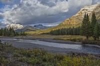 Soda Butte Creek Scenery (Yellowstone) Fine-Art Print