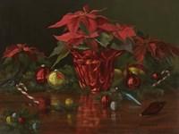 A Christmas Table Fine-Art Print