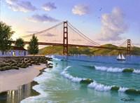 Golden Gate 1940 Fine-Art Print