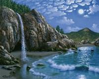 Mc Way Cove - Big Sur Fine-Art Print