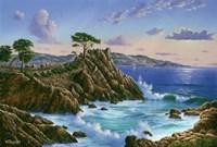 Lone Cypress - Carmel, CA Fine-Art Print