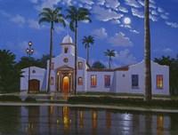 Boca Raton Town Hall, FL Fine-Art Print