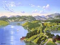 Hudson River Near West Point In 1865 Fine-Art Print
