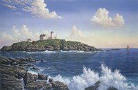 Cape Neddick - Maine Fine-Art Print