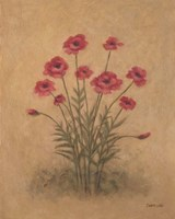 Bunch of Red Poppies Fine-Art Print