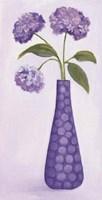 Purple Vase 1 Fine-Art Print