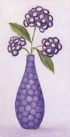 Purple Vase 2 Fine-Art Print