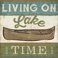By the Lake II Fine-Art Print