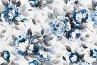 Scent of Roses Indigo Fine-Art Print