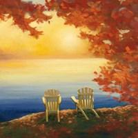 Autumn Glow II Fine-Art Print
