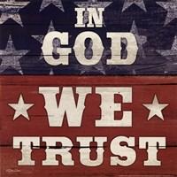 In God We Trust Fine-Art Print