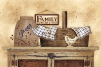 Family Still Life Fine-Art Print