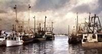 Harborside Fine-Art Print