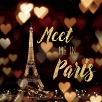 Meet Me in Paris Fine-Art Print