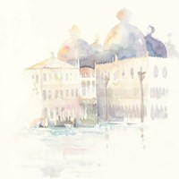 Venice Evening Square Fine-Art Print