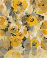 Yellow Floral II Fine-Art Print
