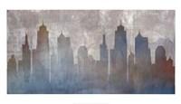 Urban Reflections Fine-Art Print