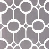 Latticework Tile II Fine-Art Print