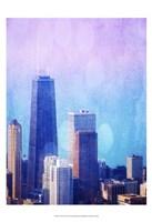 Chi Town I Fine-Art Print