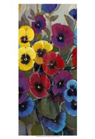 Pansy Panel II Fine-Art Print