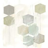 Honeycomb Reaction IV Fine-Art Print