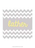 Lather Fine-Art Print