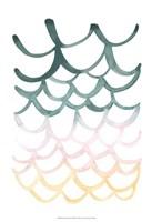 Mermaid Scales I Fine-Art Print