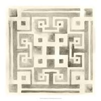 Neutral Impressions IV Fine-Art Print