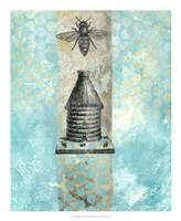 Vintage Beekeeper I Fine-Art Print