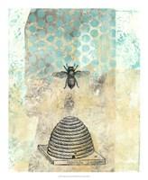 Vintage Beekeeper II Fine-Art Print