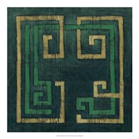 Emerald Diversion II Fine-Art Print