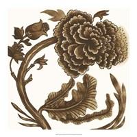 Tapestry Floral I Fine-Art Print