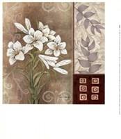 Fleur Blanc II Fine-Art Print