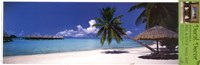 Bora Bora Tahiti Wall Decal